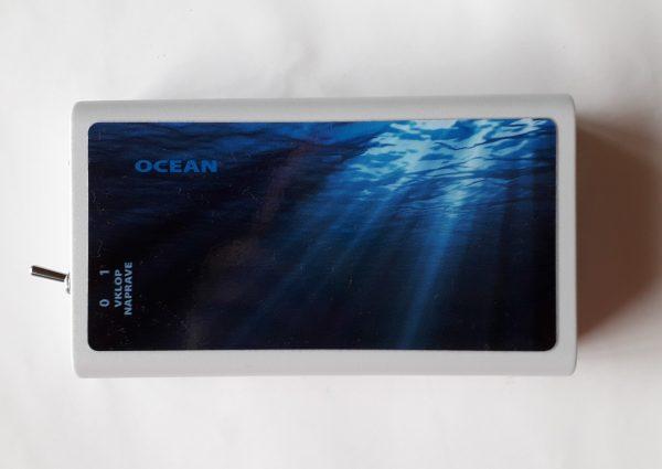 DELTA OCEAN frekven?na oceanska terapija