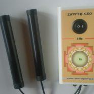 ZAPPER – GEO za uničevanje parazitov s Schumannovo frekvenco 8 Hz in povrnitev fiziološkega ravnovesja ali homeostaze, s pozitivnimi 'off-set' zaper impulzi