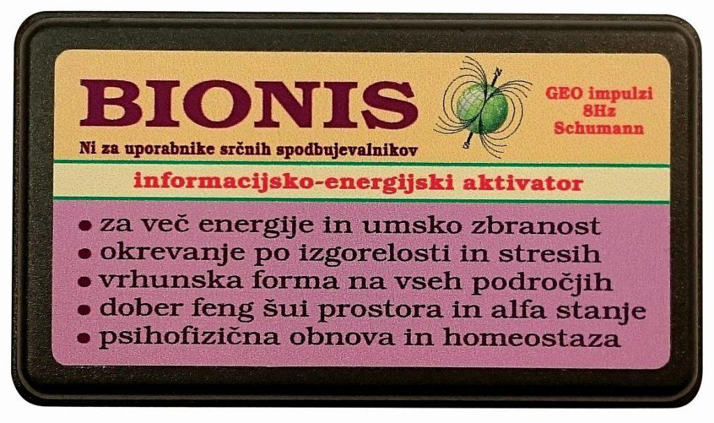 Bionis z geo impulzi pomaga premostiti viroze, gripo...
