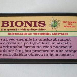 Geo impulzi Bionis za prekrvavitev