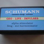 GEO – LIFE: feng-shui harmonisator, alpha stimulator and Schumann resonance activator