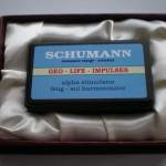 Geo impulzi Schumannove resonance Geo-life