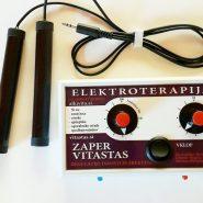 Elektroterapija Zaper Vitastas – z regulacijo jakosti in frekvence za revitalizacijo biopolja in krepitev življenjske moči