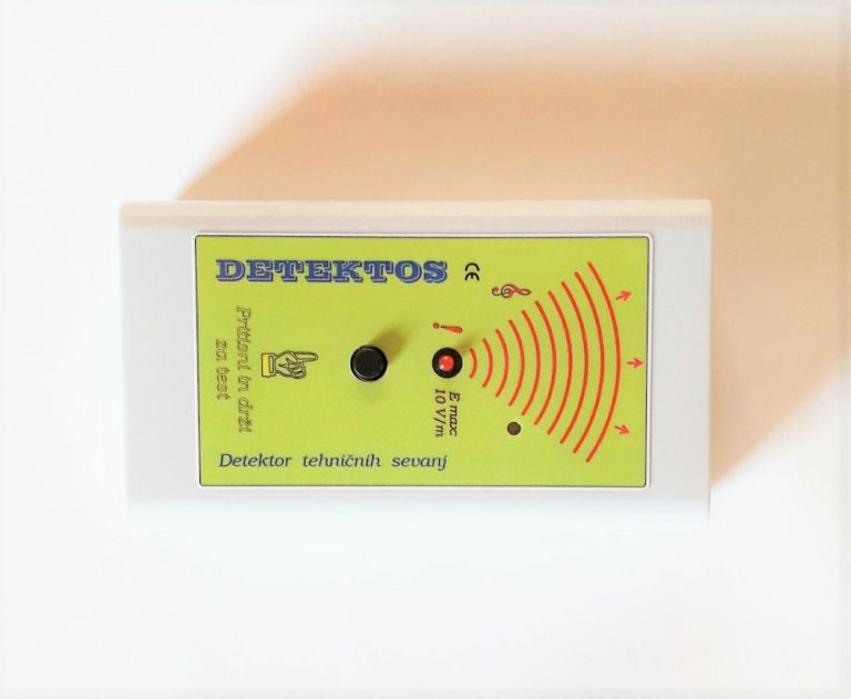 DETEKTOS za detekcijo elektricnih sevanj…