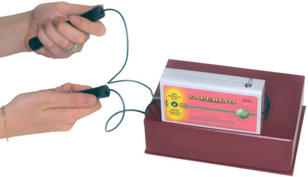 Voltaren in Lioton za sklepe in žile in Zapper Zaper Zaperino frekvence za uničevanje parazitov